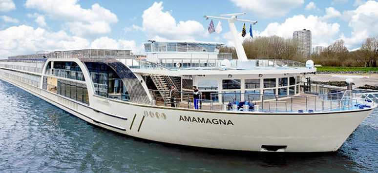 AmaMagna on the Danube